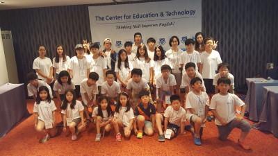 2015 C.E.T. Summer English Camp