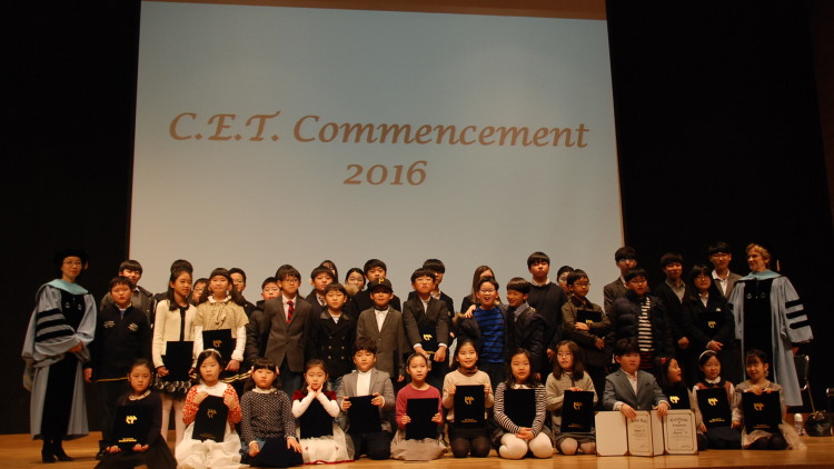 2016 C.E.T. Commencement