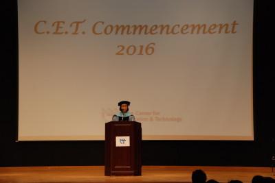 16년 Commencement